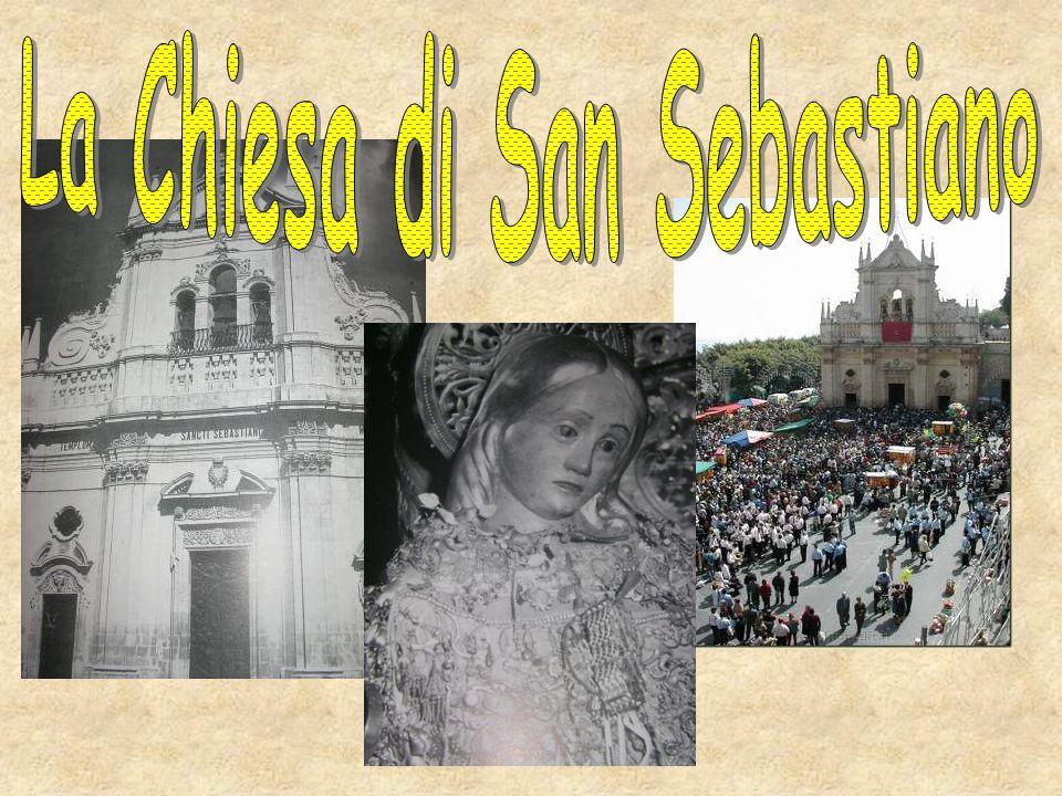 La Chiesa di San Sebastiano