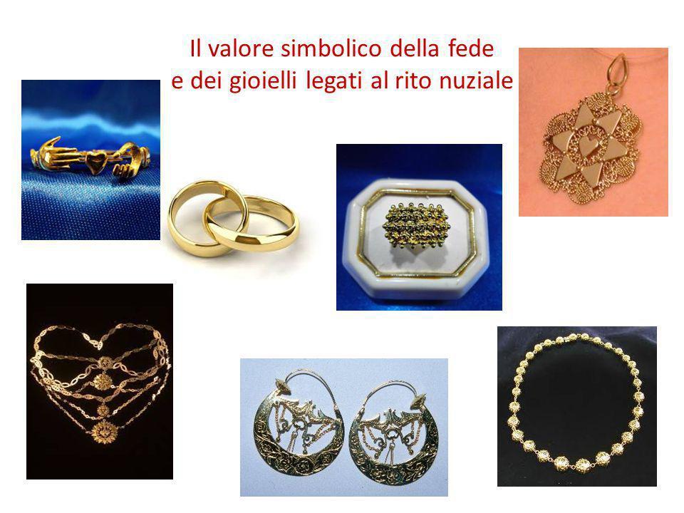 Il valore simbolico della fede e dei gioielli legati al rito nuziale