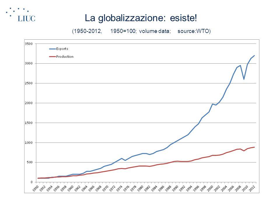 La globalizzazione: esiste
