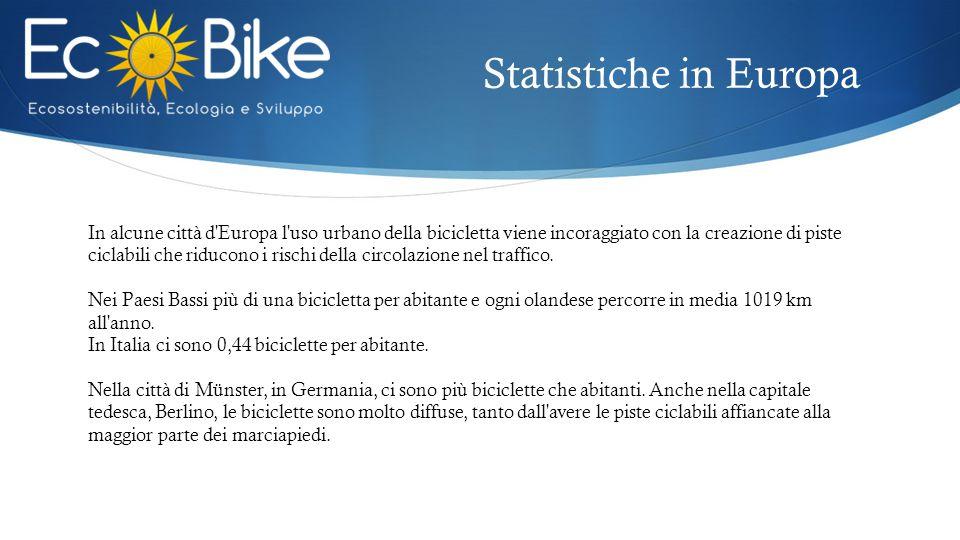 Statistiche in Europa