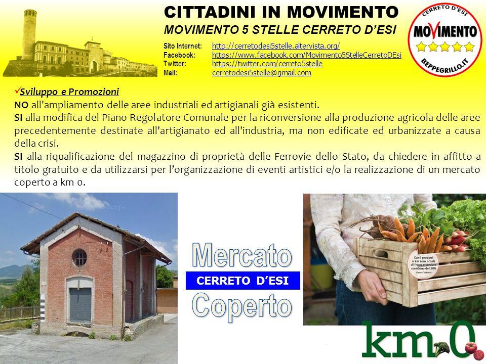 Mercato Coperto CITTADINI IN MOVIMENTO
