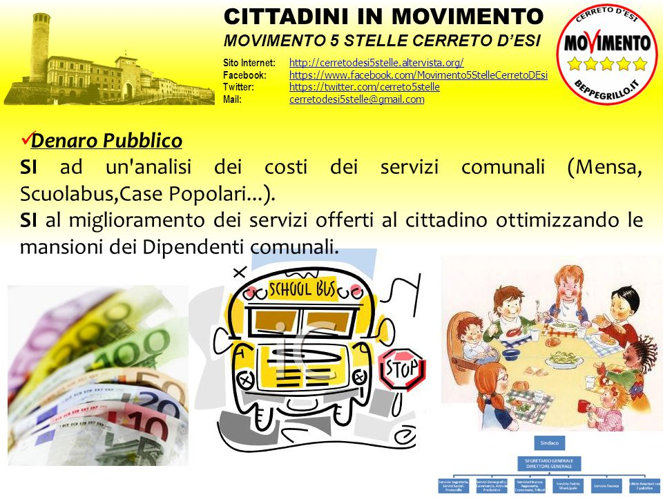 CITTADINI IN MOVIMENTO