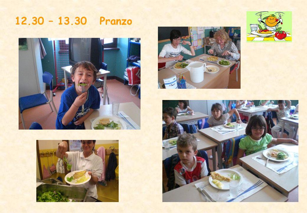 12.30 – 13.30 Pranzo
