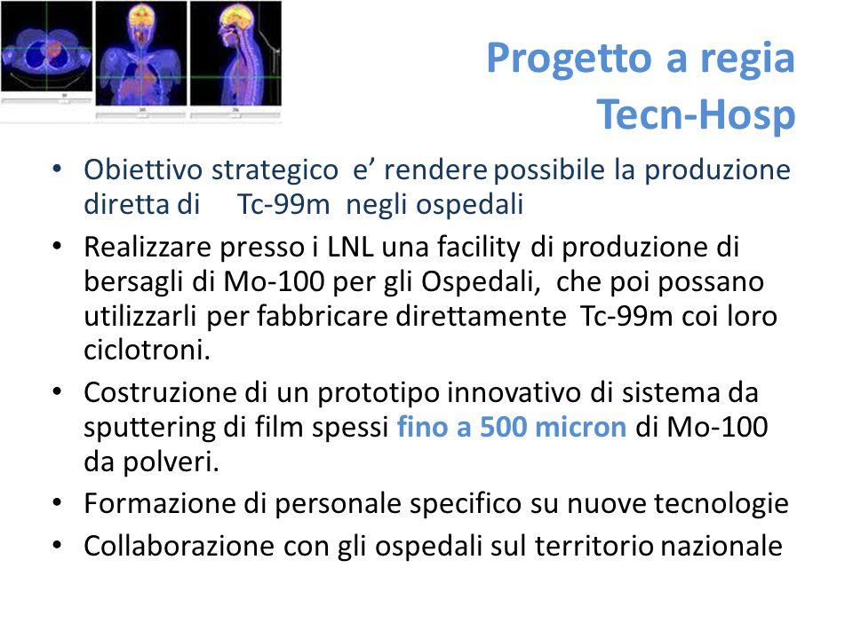 Progetto a regia Tecn-Hosp