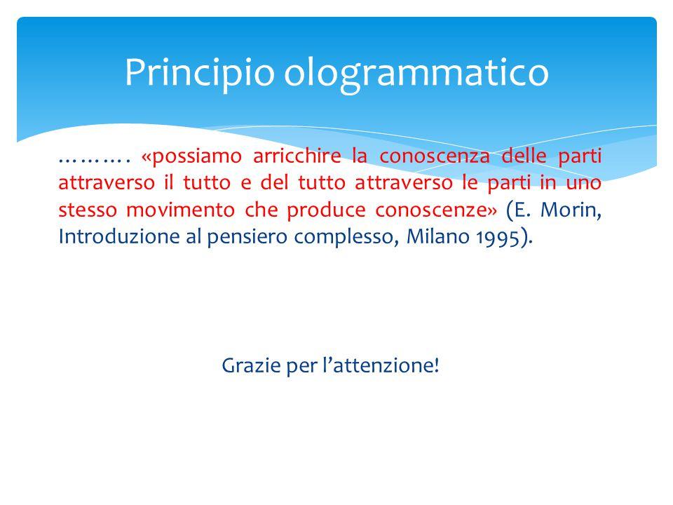 Principio ologrammatico