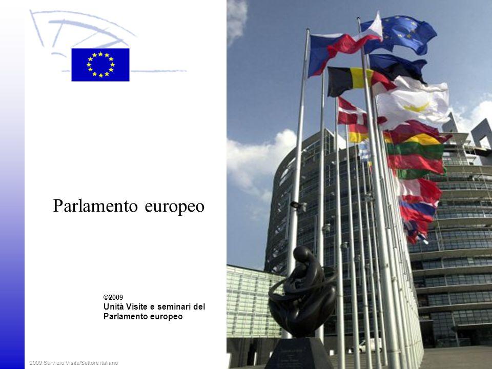 Parlamento europeo Unità Visite e seminari del Parlamento europeo