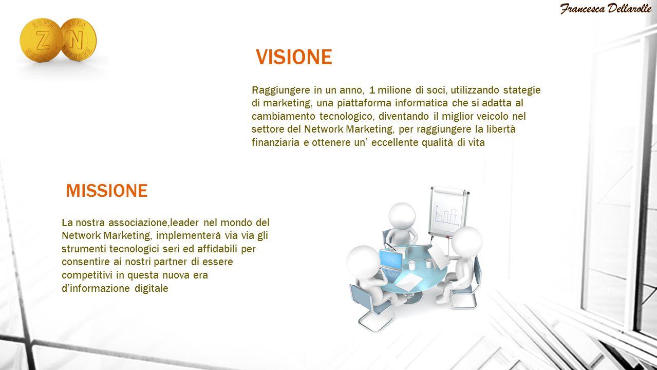 VISIONE MISSIONE Francesca Dellarolle