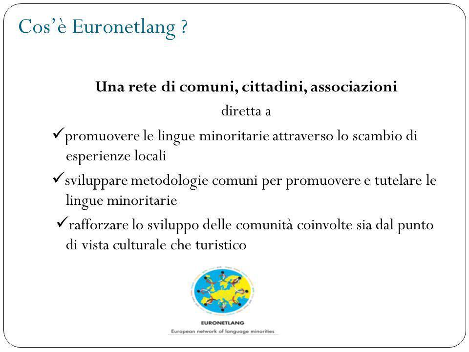 Cos'è Euronetlang