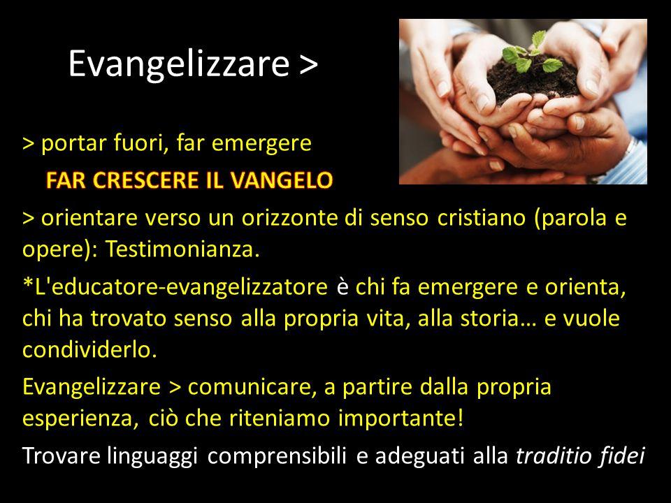 Evangelizzare >