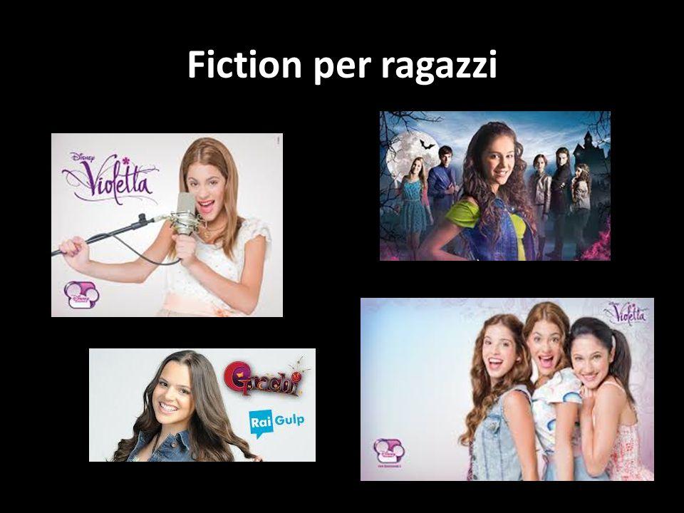 Fiction per ragazzi