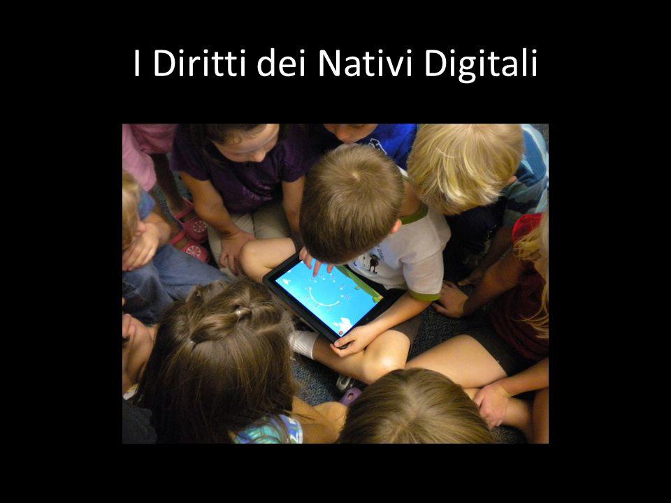 I Diritti dei Nativi Digitali