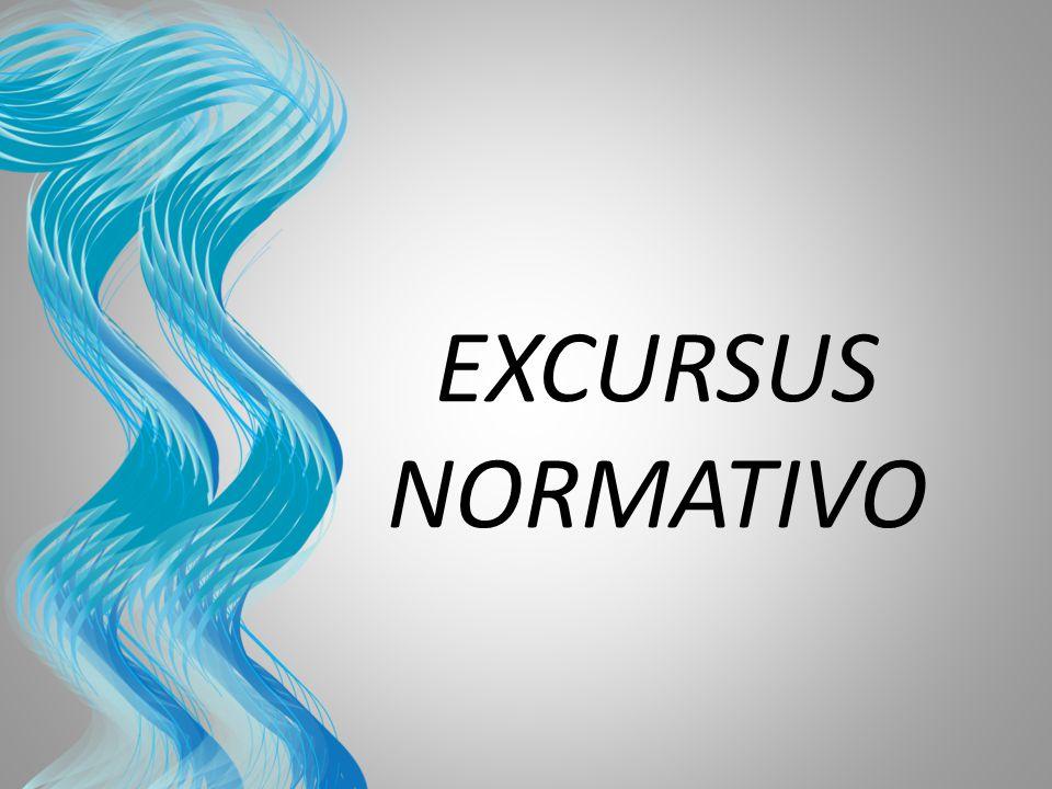 EXCURSUS NORMATIVO Questa è un altra opzione per creare diapositive introduttive che utilizzano transizioni.