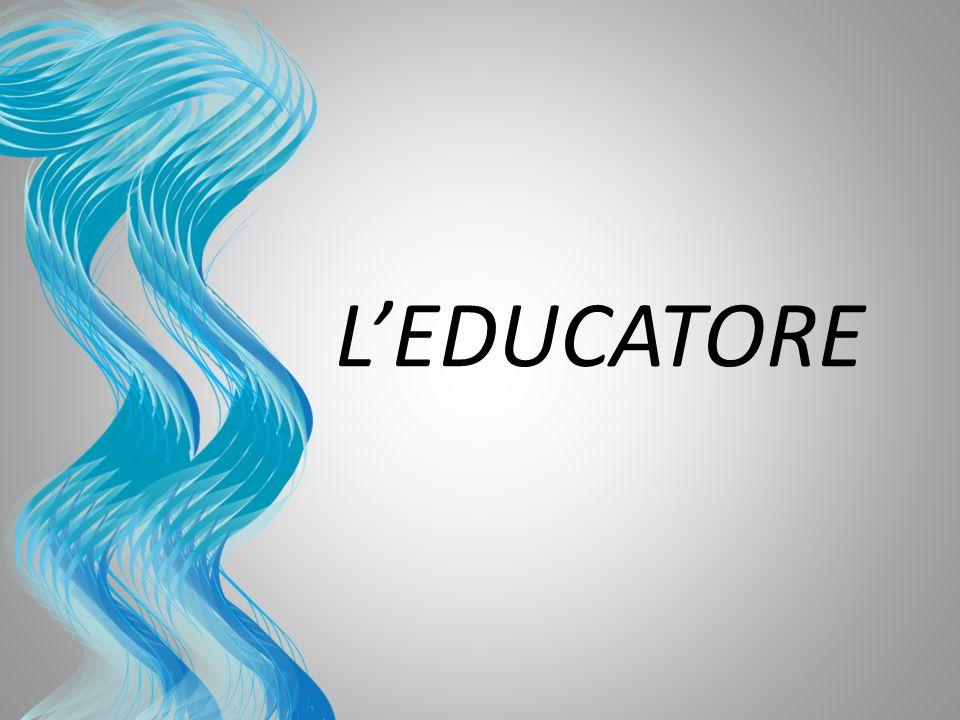L'EDUCATORE Questa è un altra opzione per creare diapositive introduttive che utilizzano transizioni.