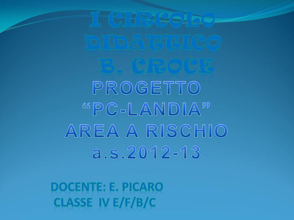 I Circol0 DIDATTICO B. Croce