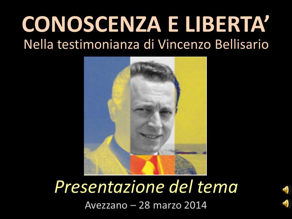 Nella testimonianza di Vincenzo Bellisario