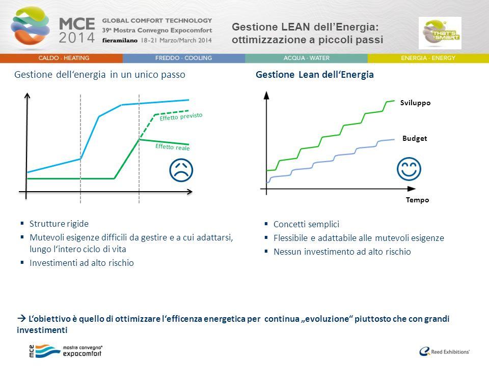 Gestione LEAN dell'Energia: ottimizzazione a piccoli passi