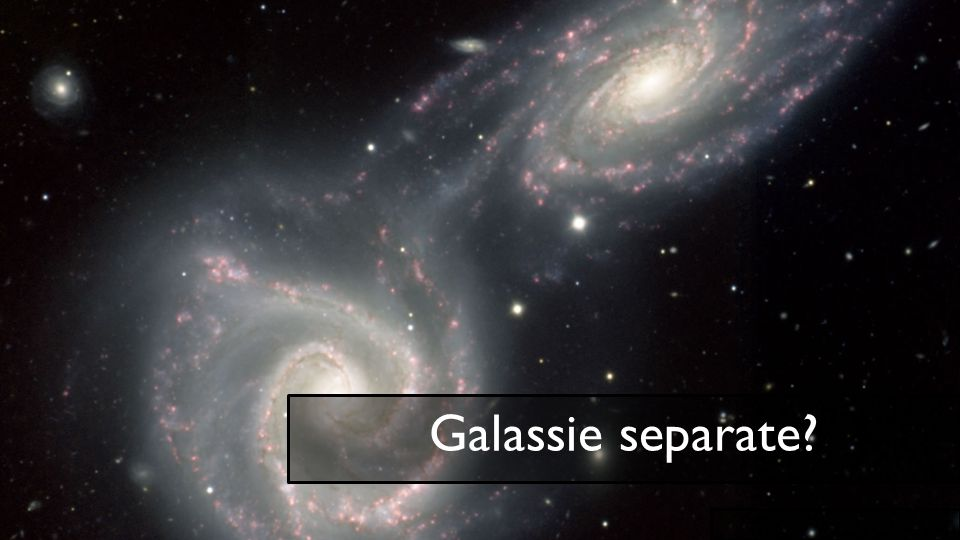 Galassie separate