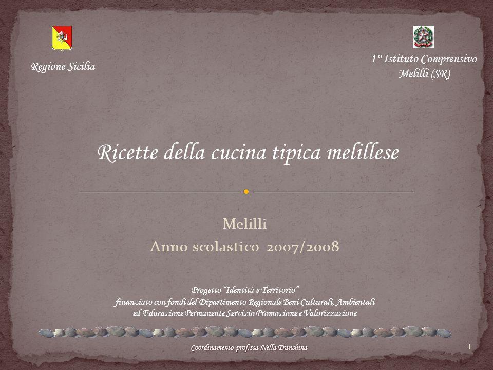 Melilli Anno scolastico 2007/2008