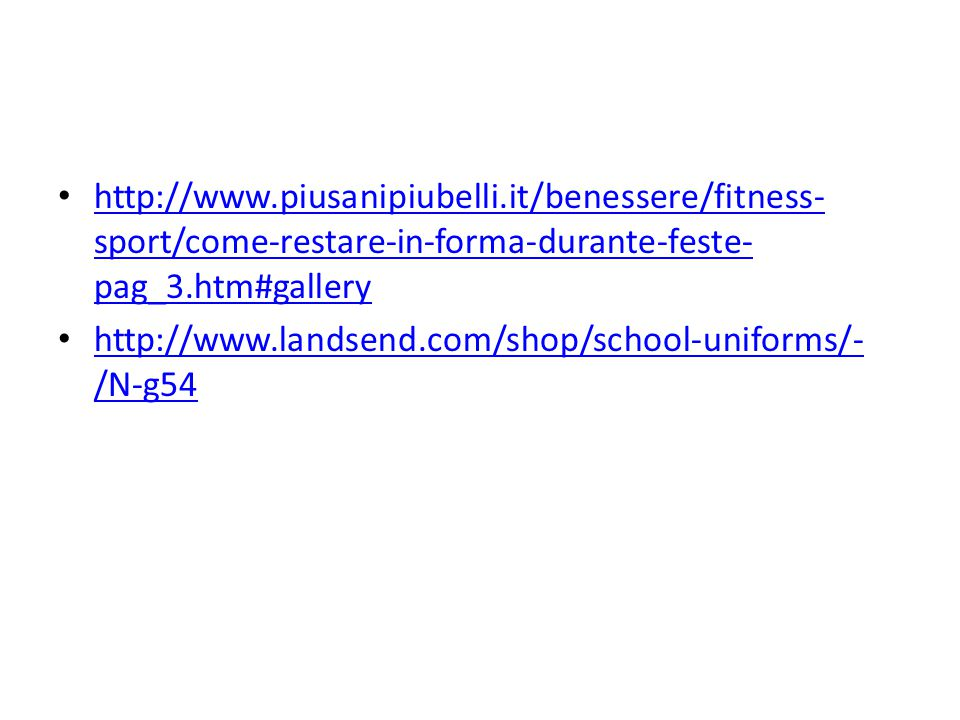 http://www. piusanipiubelli