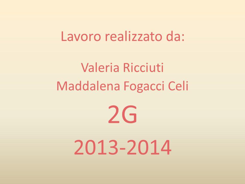 Maddalena Fogacci Celi