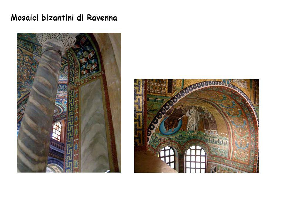 Mosaici bizantini di Ravenna