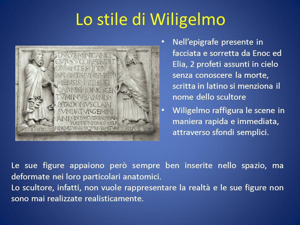 Lo stile di Wiligelmo