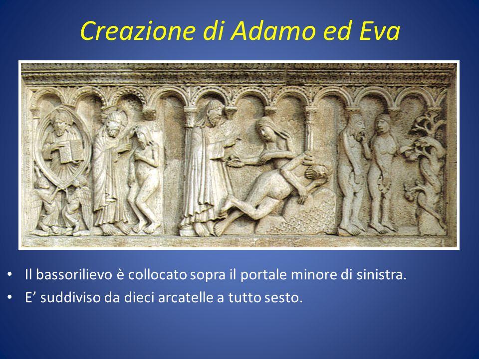 Creazione di Adamo ed Eva
