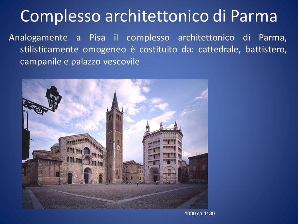 Complesso architettonico di Parma