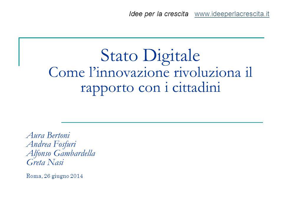 Come l'innovazione rivoluziona il rapporto con i cittadini