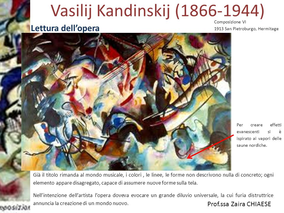 Vasilij Kandinskij (1866-1944)