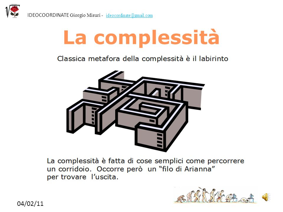 IDEOCOORDINATE Giorgio Misuri - ideocordinate@gmail.com