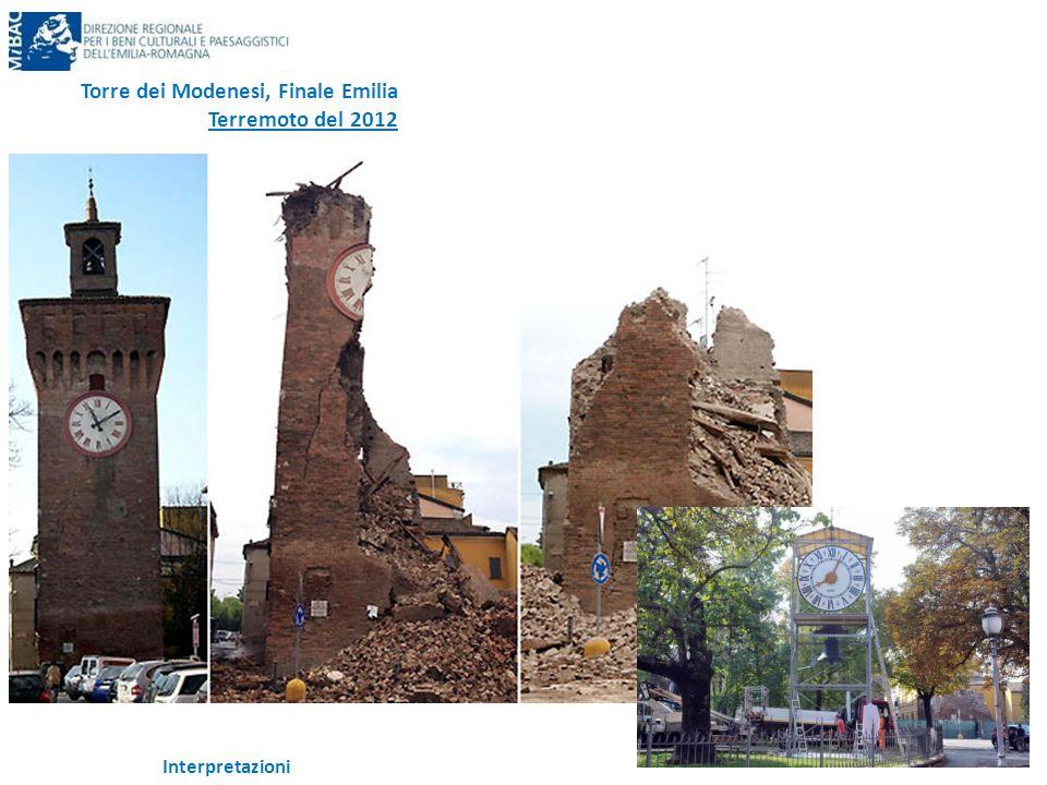 Torre dei Modenesi, Finale Emilia