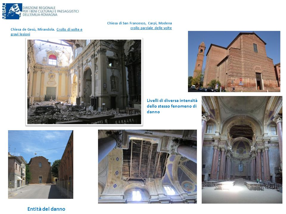 Chiesa di San Francesco, Carpi, Modena