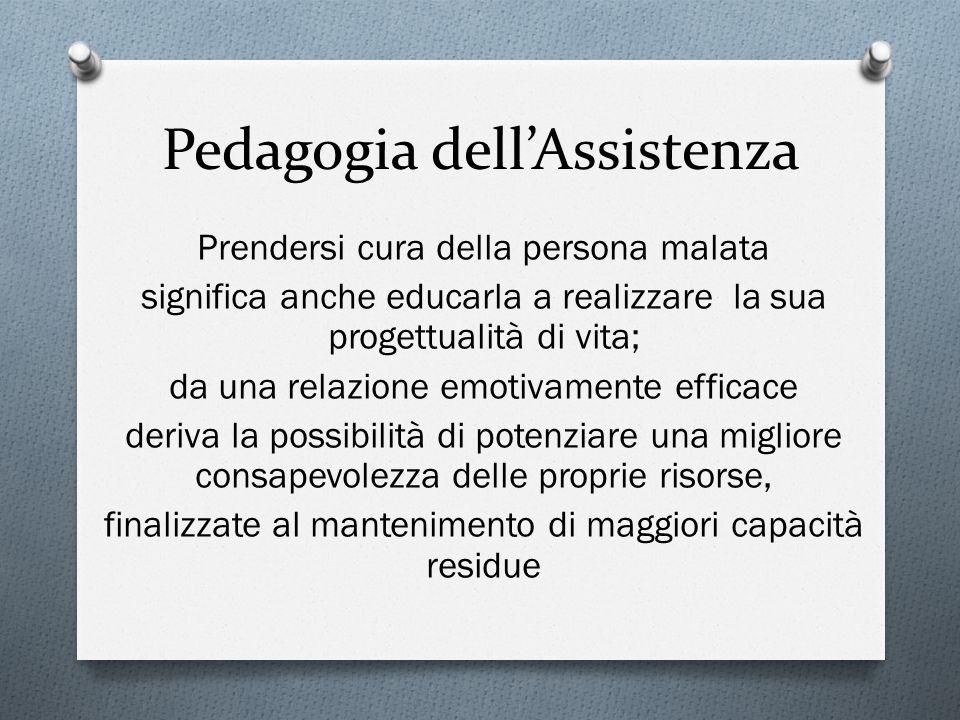 Pedagogia dell'Assistenza