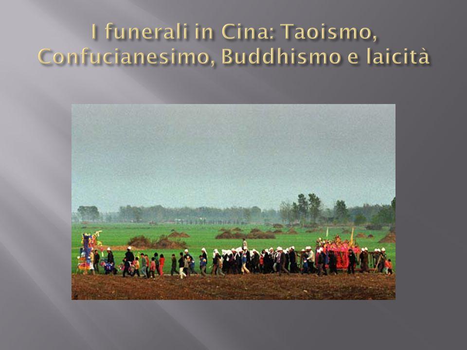 I funerali in Cina: Taoismo, Confucianesimo, Buddhismo e laicità