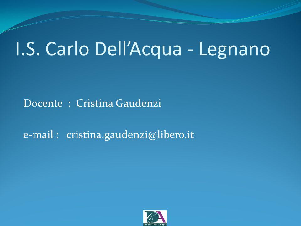 I.S. Carlo Dell'Acqua - Legnano