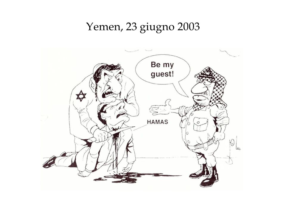 Yemen, 23 giugno 2003