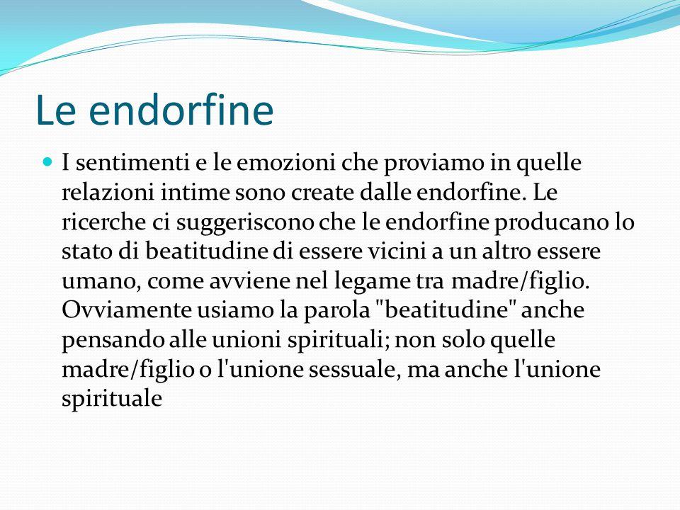 Le endorfine