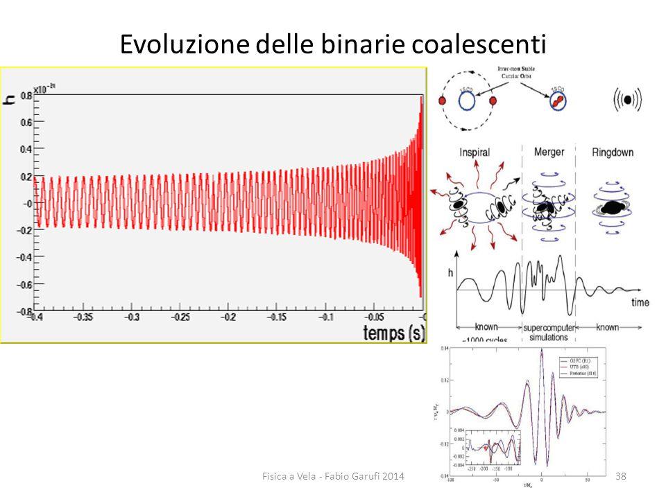 Evoluzione delle binarie coalescenti
