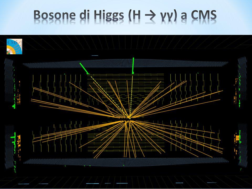 Bosone di Higgs (H → γγ) a CMS