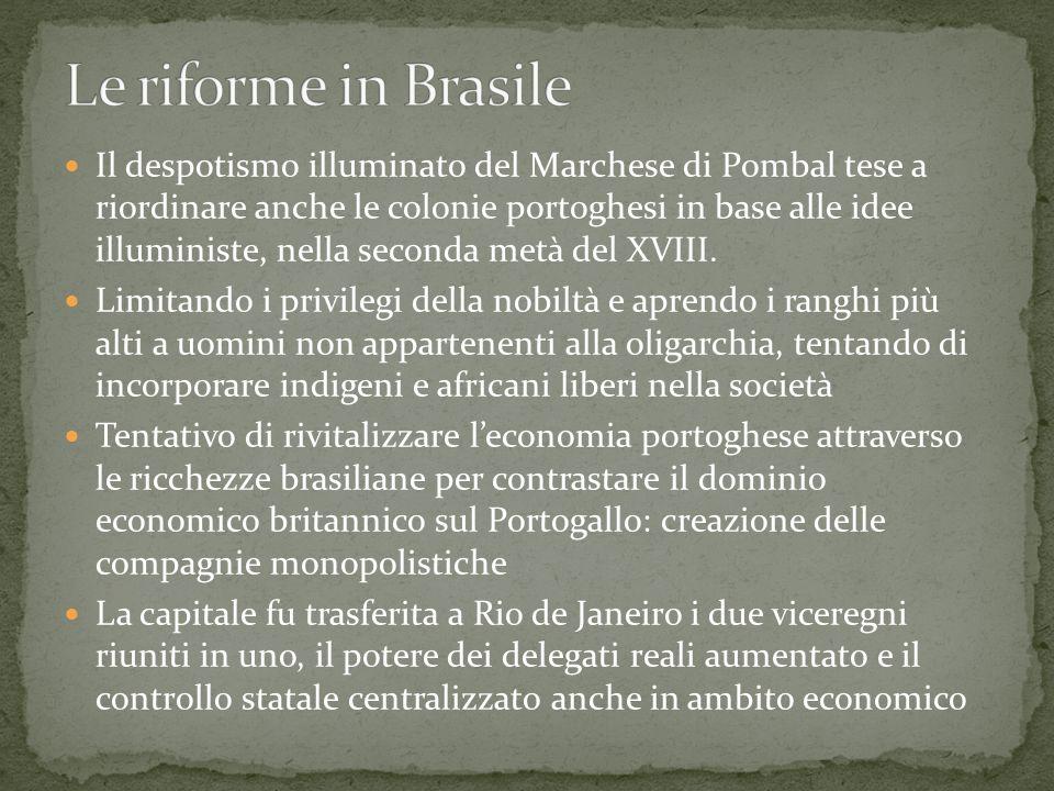Le riforme in Brasile