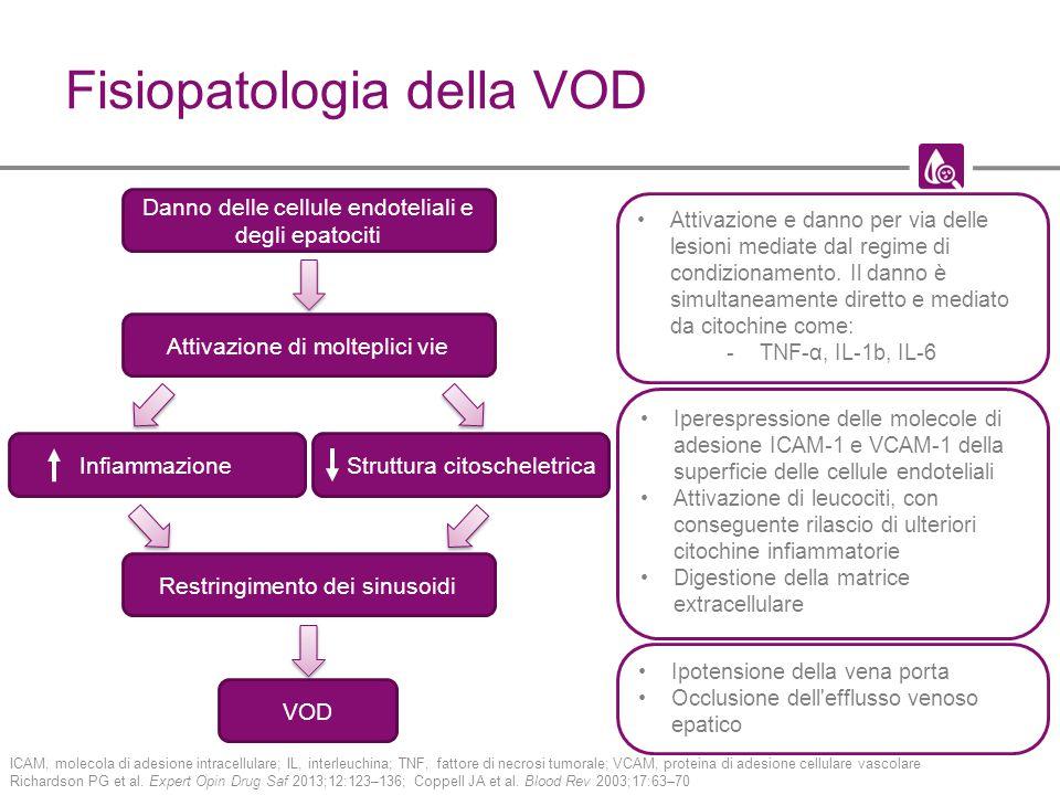 Fisiopatologia della VOD