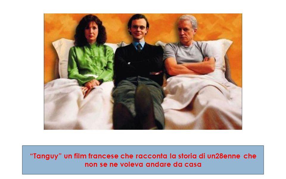Tanguy un film francese che racconta la storia di un28enne che non se ne voleva andare da casa