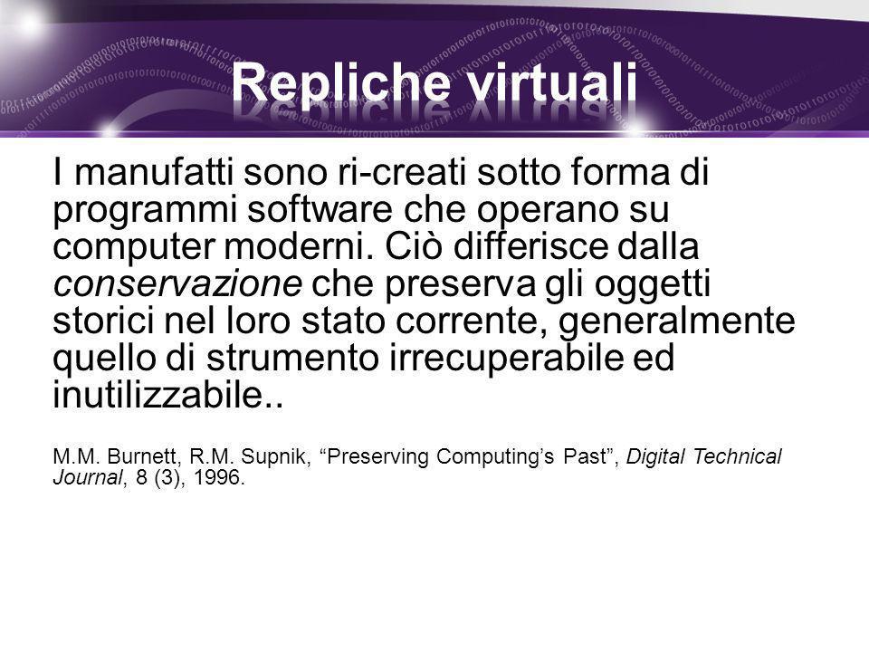 Repliche virtuali
