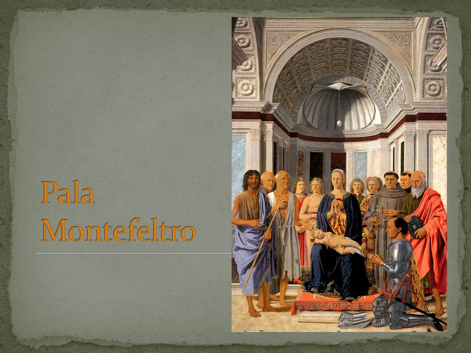 Pala Montefeltro