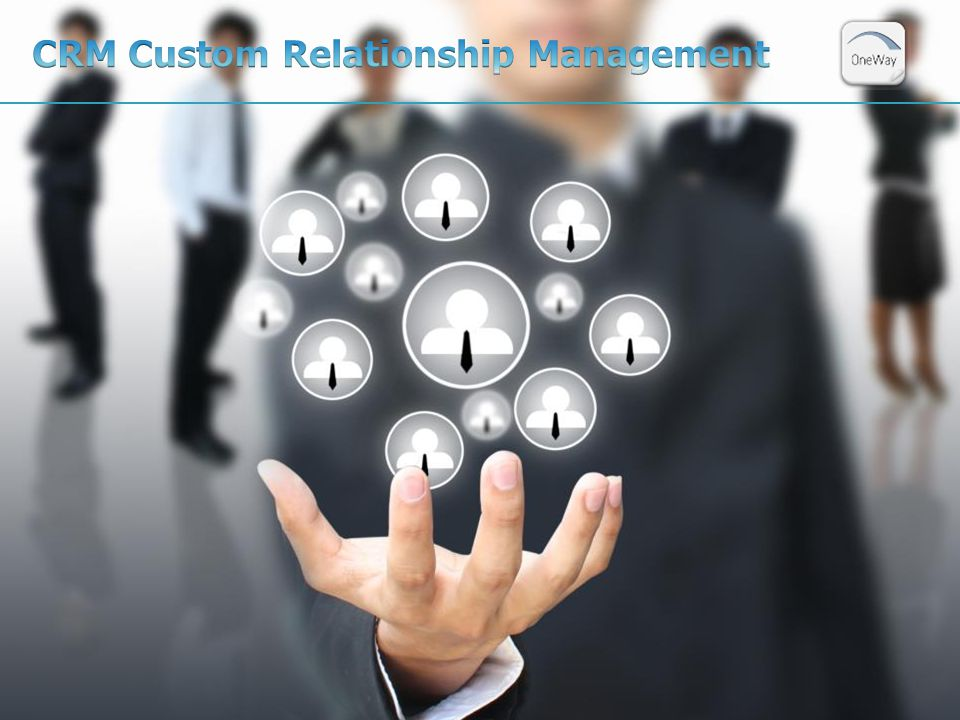 CRM Custom Relationship Management