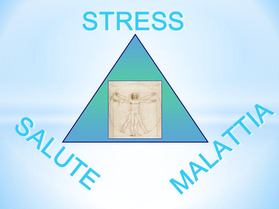 STRESS MALATTIA SALUTE