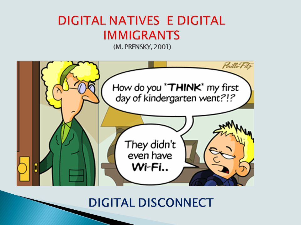 Tecnologie digitali e Brainframes