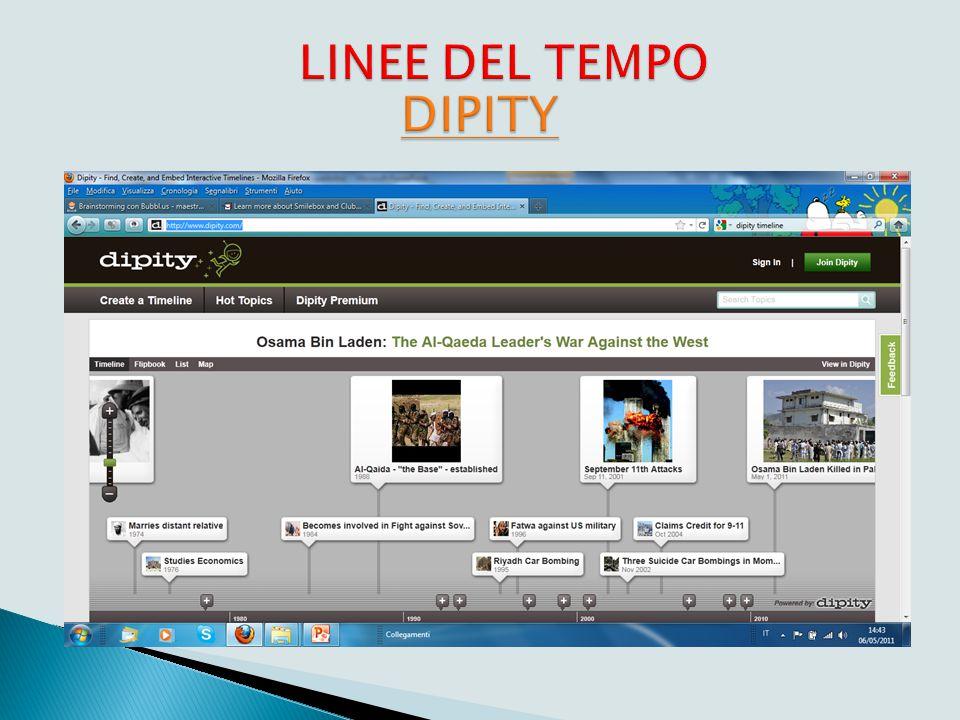 Webquest Amico Diario