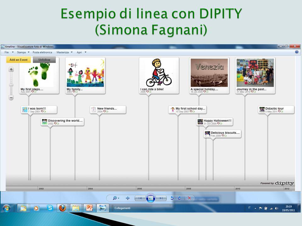 LINEE DEL TEMPO DIPITY